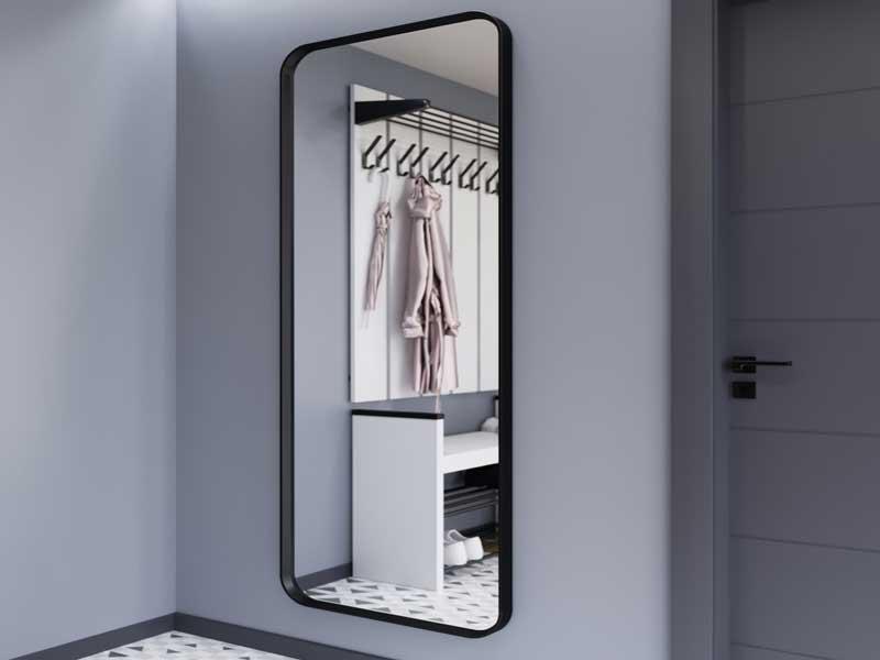 آینه کاری سالن پذیرایی