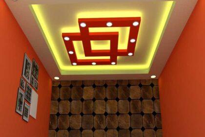 ۱۰ ایده لوکس تزئین سقف خانه