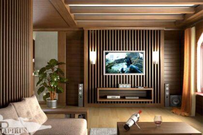 جدیدترین دکورهای دیوار پشت تلویزیون