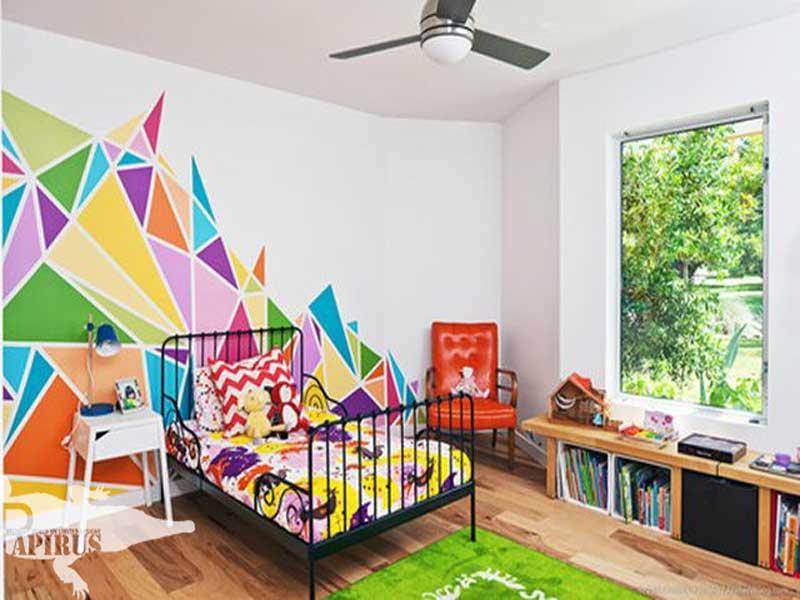 ۱۷ ایده اتاق خواب کودکان