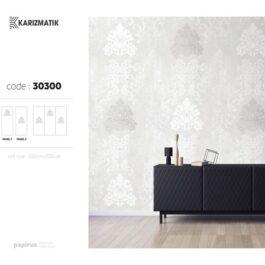 کاغذدیواری دست ساز آلبوم karizmatic کد : 30300