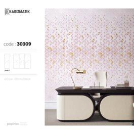 کاغذدیواری دست ساز آلبوم karizmatic کد : 30309