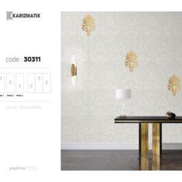 کاغذدیواری دست ساز آلبوم karizmatic کد : 30311